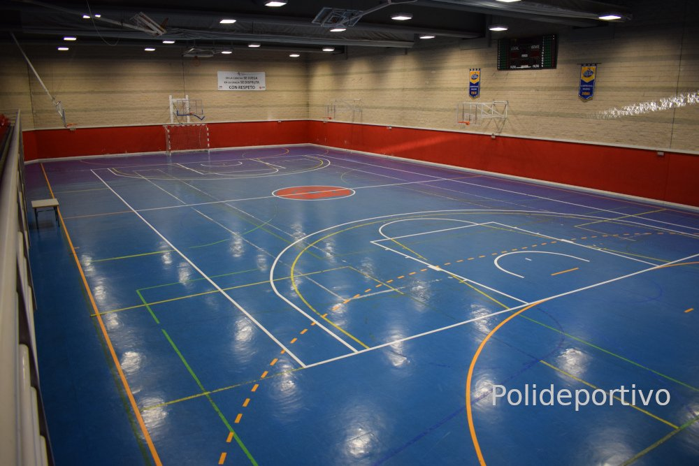 6 - Polideportivo