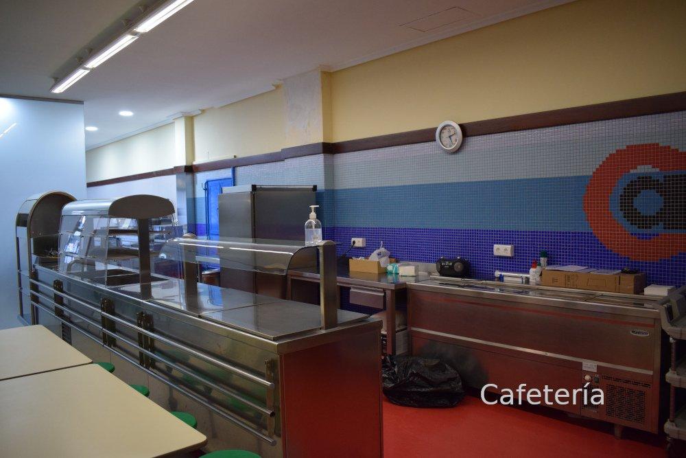 7 - Cafetería